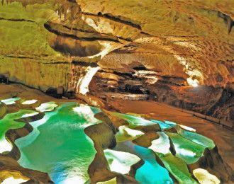 Grotte de Saint Marcel d'Ardèche